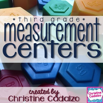 Measurement Centers for Third Grade