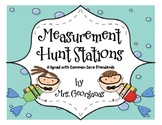 Common Core Measurement Hunt