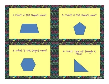 Common Core: Geometry: Classifying Two Dimensional Figures