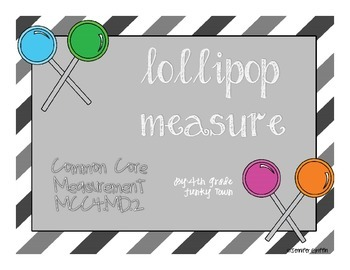 Common Core: Measurement and Data: Measurement