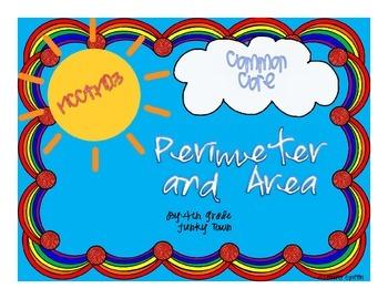 Common Core: Measurement and Data: Perimeter and Area
