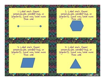 Common Core: Geometry: Point, Lines, Rays and Segments