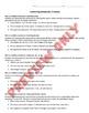 TEKS Middle School Grammar Packet-- Revising and Editing STAAR Prep