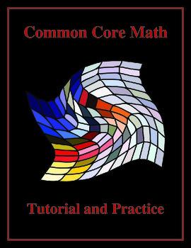 Common Core Middle School Math Tutorial and Practice Value Bundle