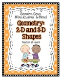 Common Core Mini Lessons and More: Geometry