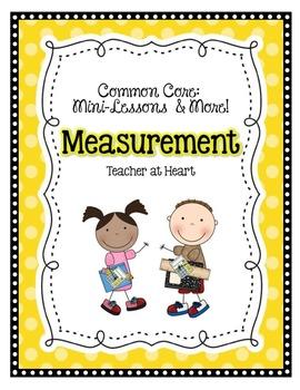 Common Core Mini Lessons and More: Measurement