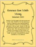 Common Core: Money 1st Grade