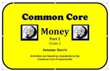 Common Core Money Worksheets Part 2