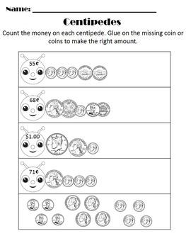 Common Core Money (coin) Unit