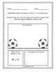 Common Core Morning Work (1st Grade) Sport Math (Addition & Subtraction) {20 Pg}