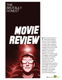 Common Core Movie Review Activity
