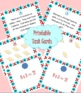 Common Core Multiplication and Division Word Problem Match Task Cards