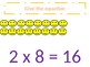 Common Core – Multiplication of 8s - Around the world