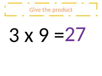 Common Core – Multiplication of 9s - Around the world