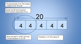 Common Core - Multiply and Divide Fractions