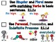 Common Core Multipurpose Language Standards Banners