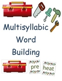 Common Core Multisyllable Word Building with Prefixes, Suffixes and More!!!
