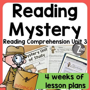 Reading Unit of Study: With Mysteries Literature