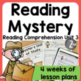 Mystery Unit Reading
