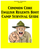 Common Core English Regents Survival Guide (NYS)