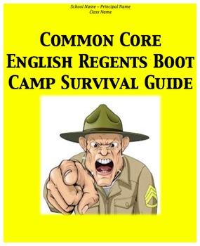 Common Core English Regents Survival Guide (NYS)