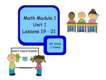 Common Core NYS Math Module 1 lessons 19-21