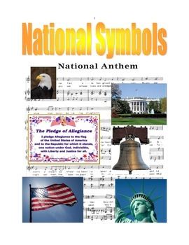 Common Core: National Symbols Unit
