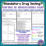Common Core News Debate: Mandatory Drug Testing for Students