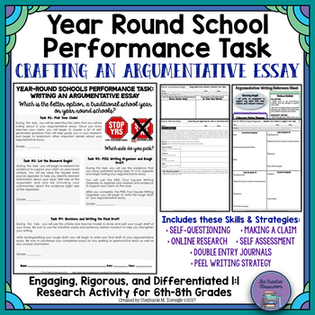 teacher year round school and argumentative essay I am writing a persuasive essay on why my state should implement year-round schooling i am for implementing it and i cannot think of any good hooks help.