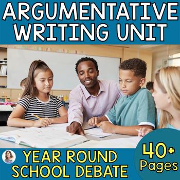 Year-Round Schools!?!: Differentiated Argumentative Writin