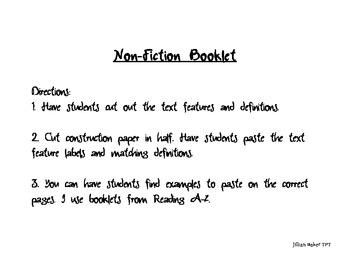Common Core Non-fiction Text Booklet