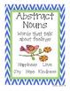 Common Core Noun Unit! {Proper, Plural, Collective and Abstract Nouns GALORE}