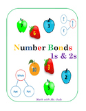 Common Core Number Bonds for 1s and 2s