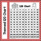 Common Core: Number Cards to 120, School Daze w/Activities