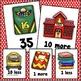 Common Core: Number Cards to 120, School Daze w/Activities