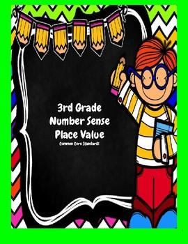 Common Core Number Sense - Place Value