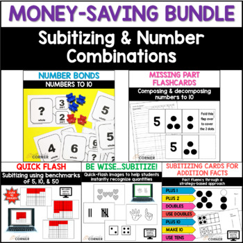Number Sense/Early Numeracy Math Bundle