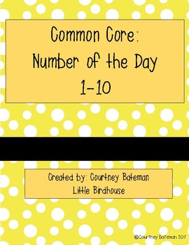 Common Core Number of the Day