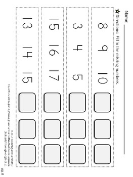 Common Core Number practice and assessment workbook (Kindergarten)