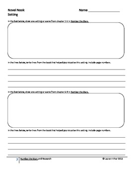 Common Core: Number the Stars Research Unit Plan