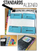 Common Core Numbers Notebook Geometry Second Grade