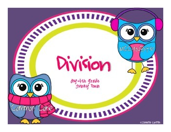 Common Core: Numbers in Base Ten: Division
