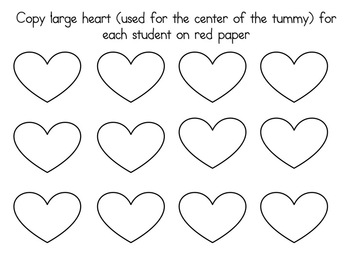 Common Core OWL always LOVE YOU Valentines Day Writing Craftivity