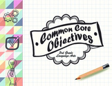 Common Core Objectives 3rd Grade Language Arts
