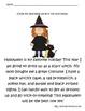 Common Core October Halloween Activities - Math, Language