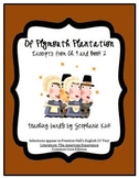 """Common Core """"Of Plymouth Plantation"""" Lesson Plan, Reading"""