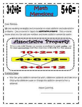 Common Core Operations and Algebraic Thinking  Assessments and MORE