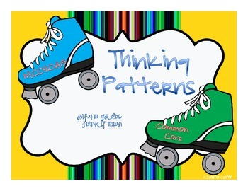 Common Core: Operations and Algebraic Thinking: Patterns