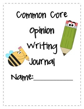 Common Core Opinion Journal