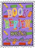 Common Core Opinion Writing Strand 1 - Grades 1 through 5
